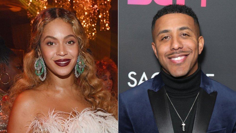 Beyoncé, Marques Houston
