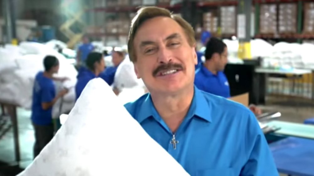 Mike Lindell's MyPillow commercial