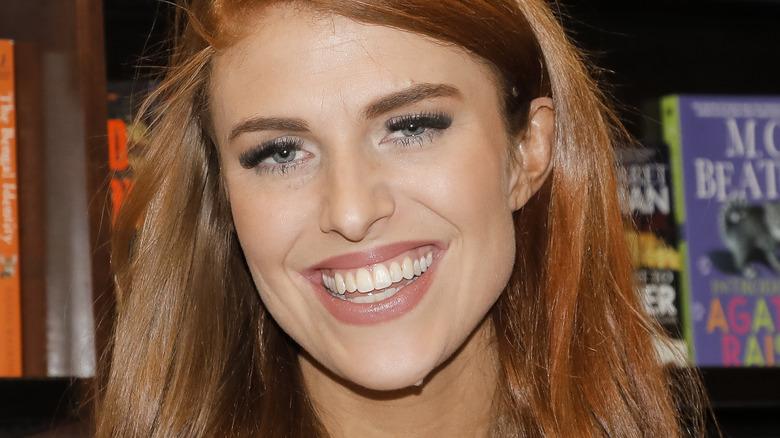 Audrey Roloff, smiling, 2019 photo