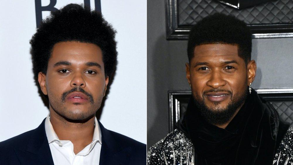 The Weeknd; Usher