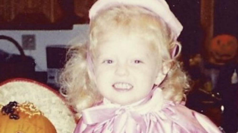 Tiffany Trump halloween costume