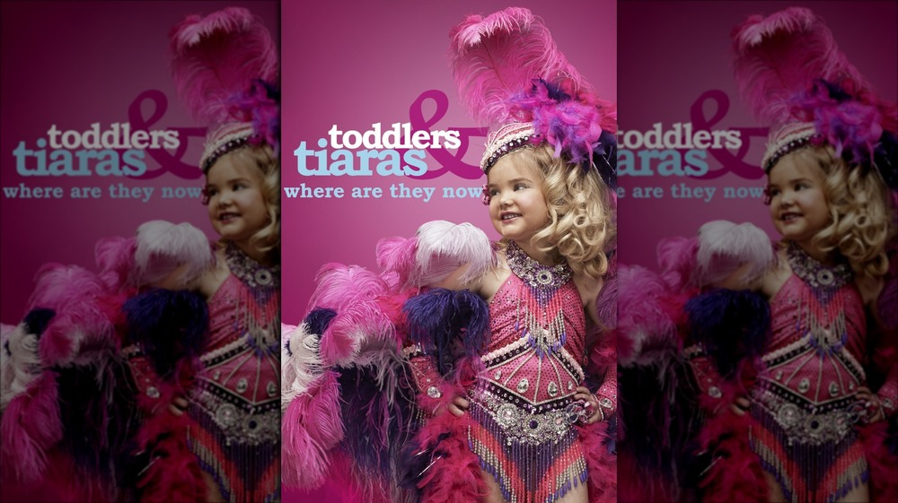 Promotional image for Toddlers and Tiaras: Where Are They Now
