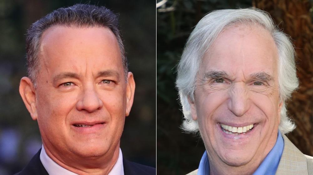 Tom Hanks, Henry Winkler