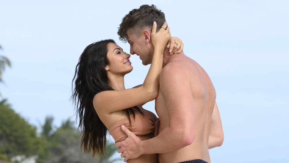 Harry Jowsey and Francesca Farago