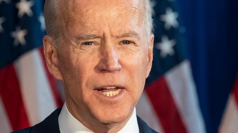 Joe Biden on the 2020 campaign trail