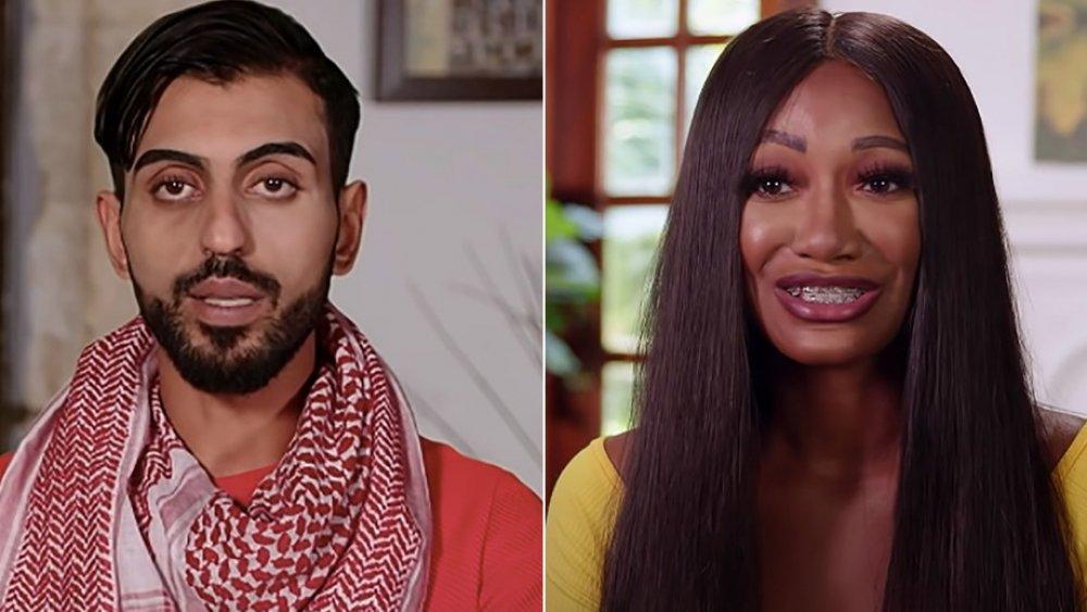 Yazan Abo Horira and Brittany Banks
