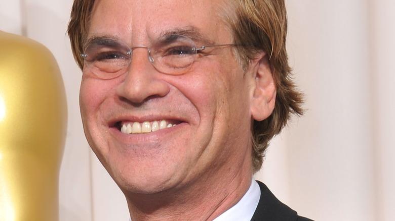 Aaron Sorkin at the Academy Awards