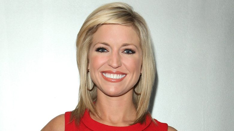 Ainsley Earhardt smiling