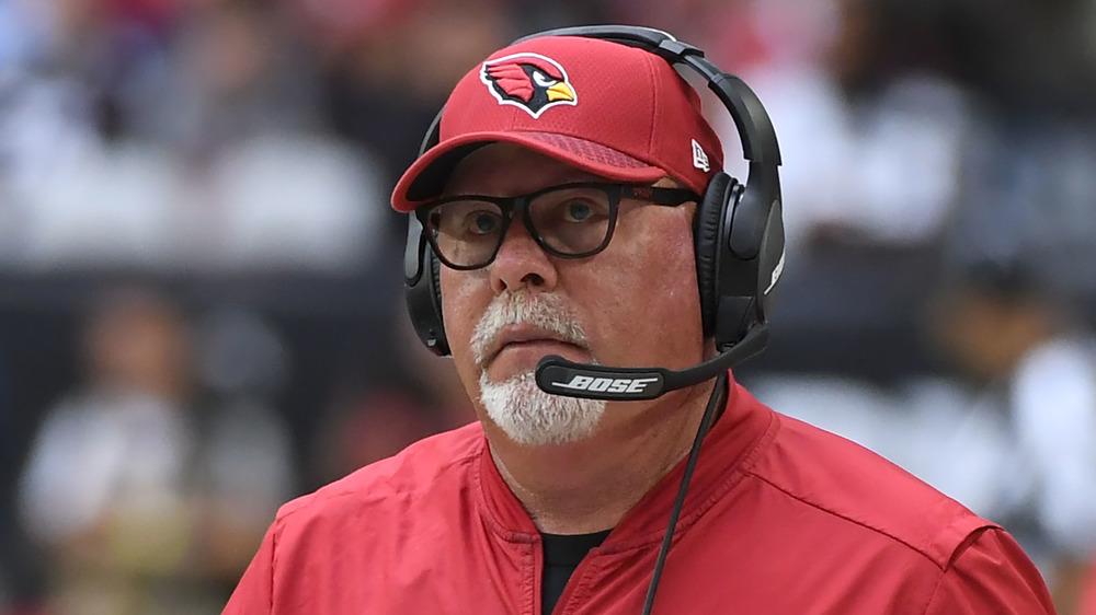 Bruce Arians coaching
