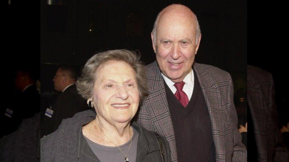 Carl and Estelle Reiner