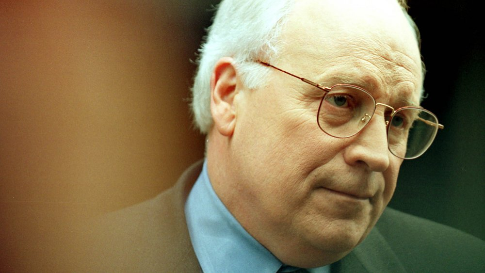 Dick Cheney on Face the Nation in 2000