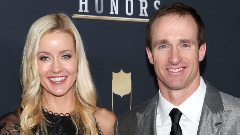 Brittany Brees, Drew Brees