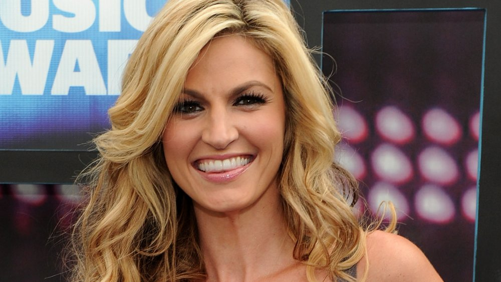 Erin Andrews at the 2010 CMT Music Awards