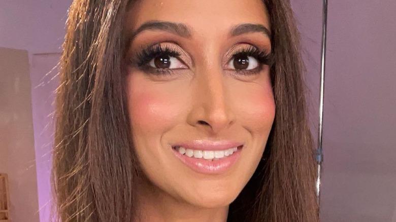 Anisha Ramakrishna smiling