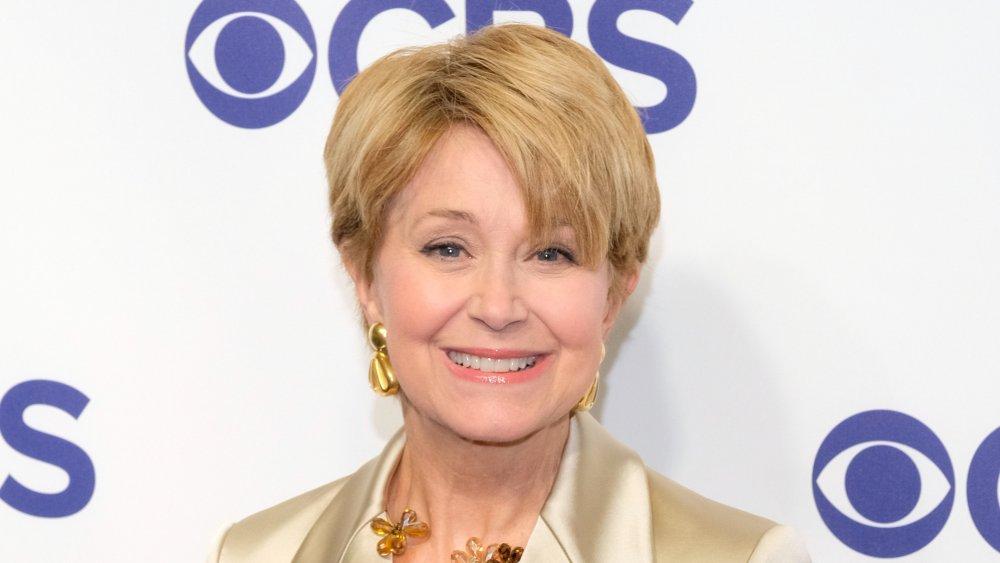 Jane Pauley at the 2018 CBS Upfront
