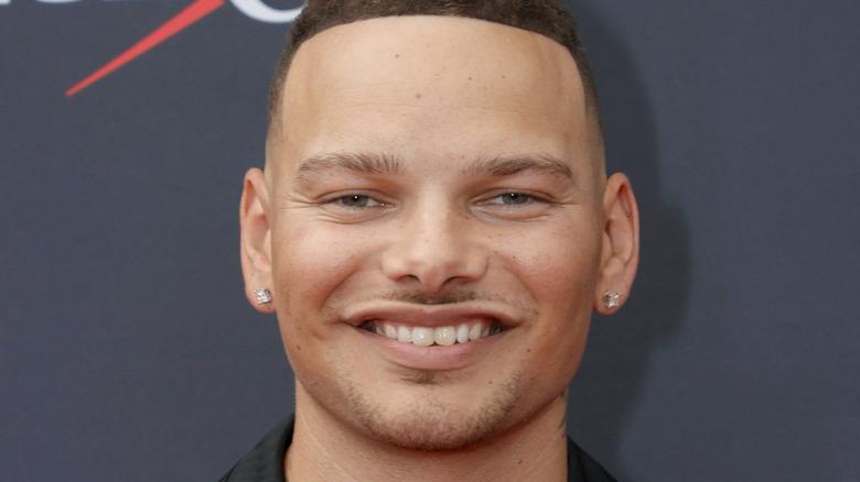 Kane Brown smiling
