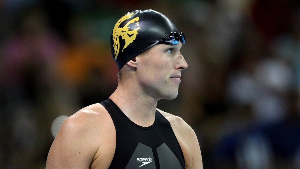 Klete Keller at the Olympics
