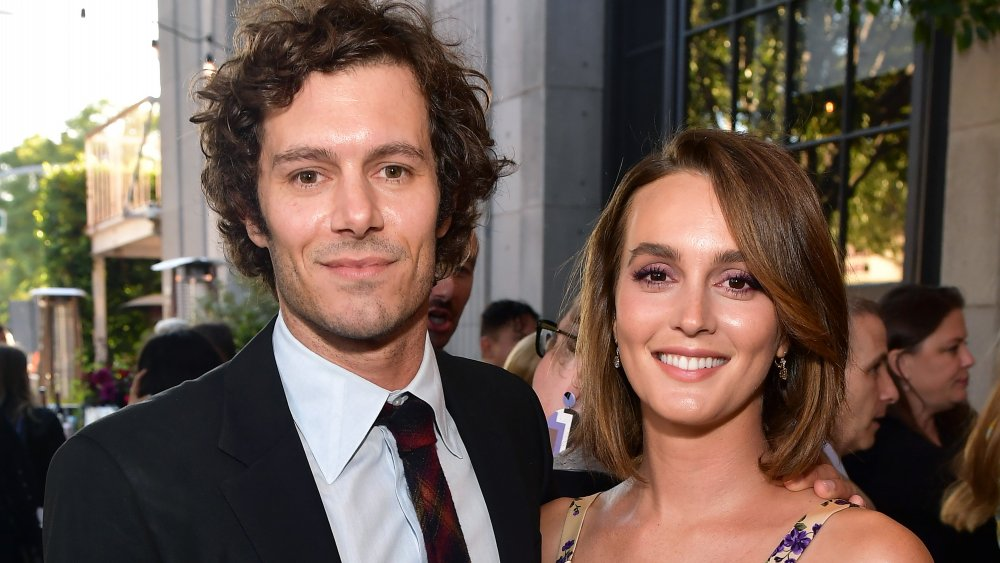 """Adam Brody and Leighton Meester attend the LA Screening Of Fox Searchlight's """"Ready Or Not"""""""