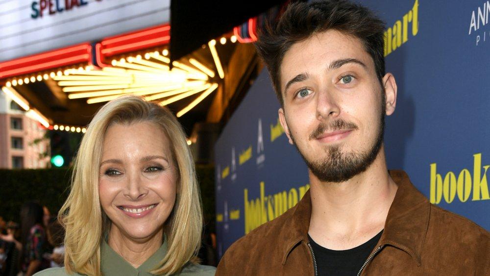 Lisa Kudrow and Julian Stern