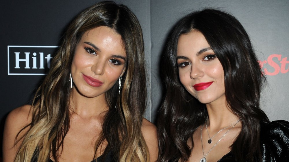Victoria Justice,Madison Reed