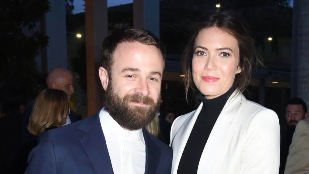 Mandy Moore and Taylor Goldsmith