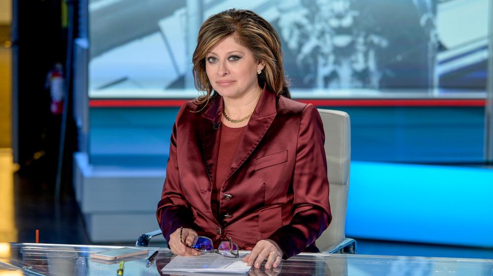 Maria Bartiromo on air