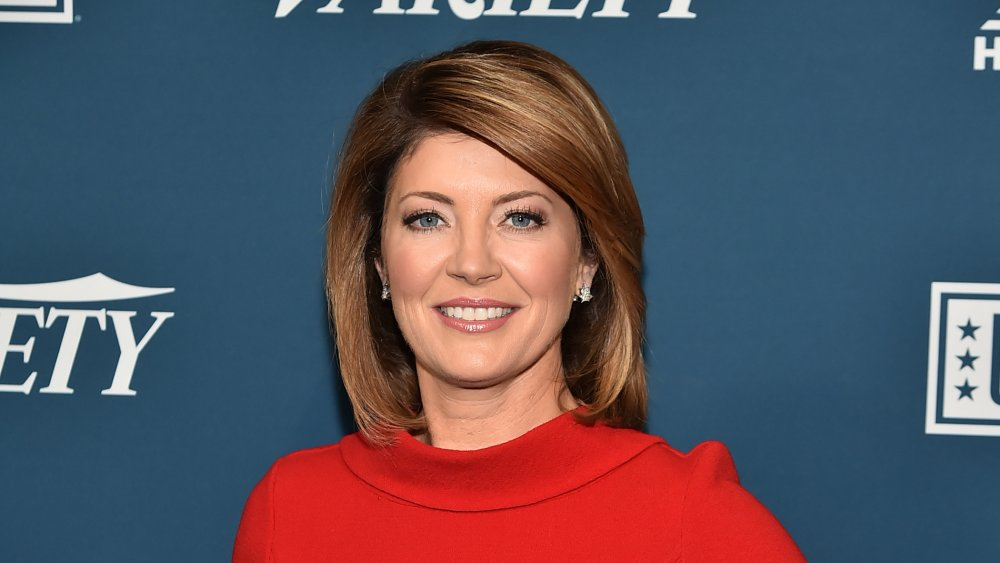 Norah O'Donnell at Variety's 3rd Annual Salute to Service