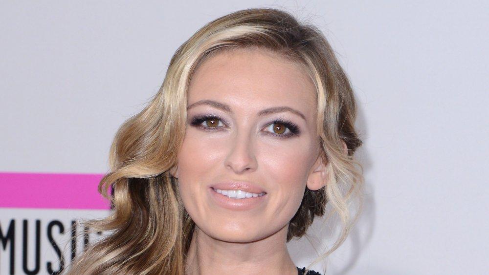 Paulina Gretzky at the 2013 American Music Awards