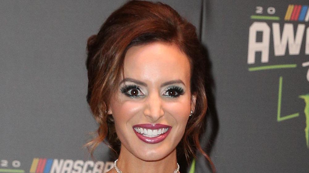 Samantha Busch smiling