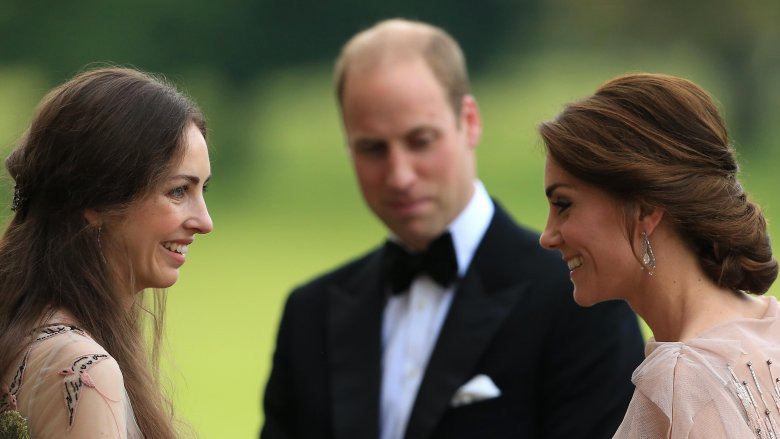 Rose Hanbury, Prince William, Kate Middleton