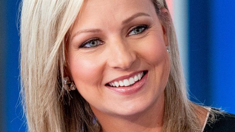 Sandra Smith smiling