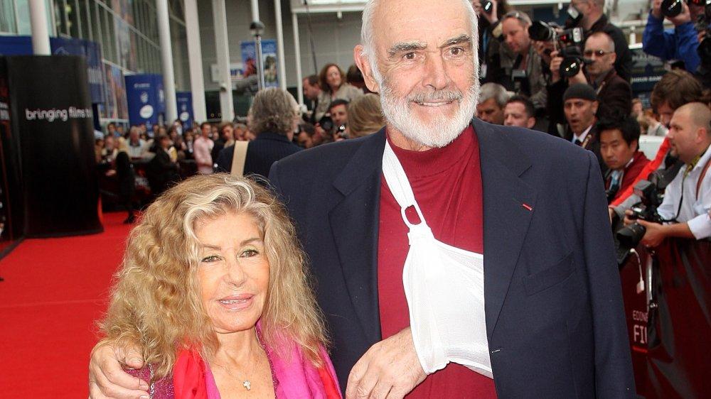 Sean Connery, Micheline Roquebrune