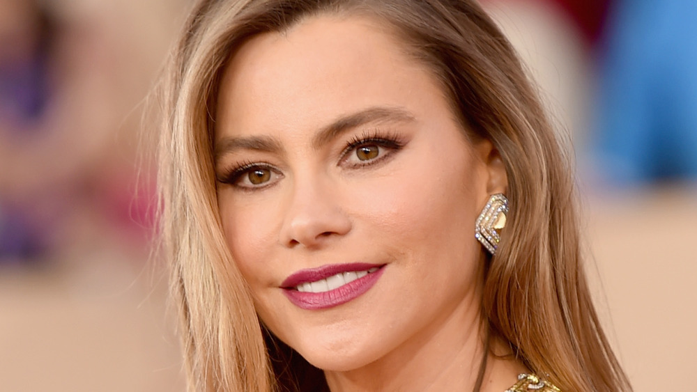 Sofia Vergara at the 22nd Annual Screen Actors Guild Awards