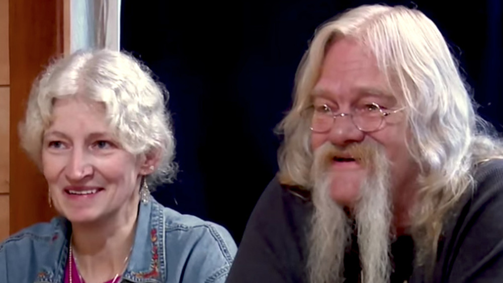 Ami and Billy Brown on Alaskan Bush People