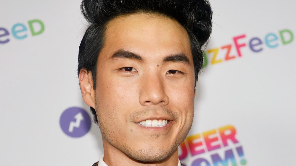 Eugene Lee Yang smiling