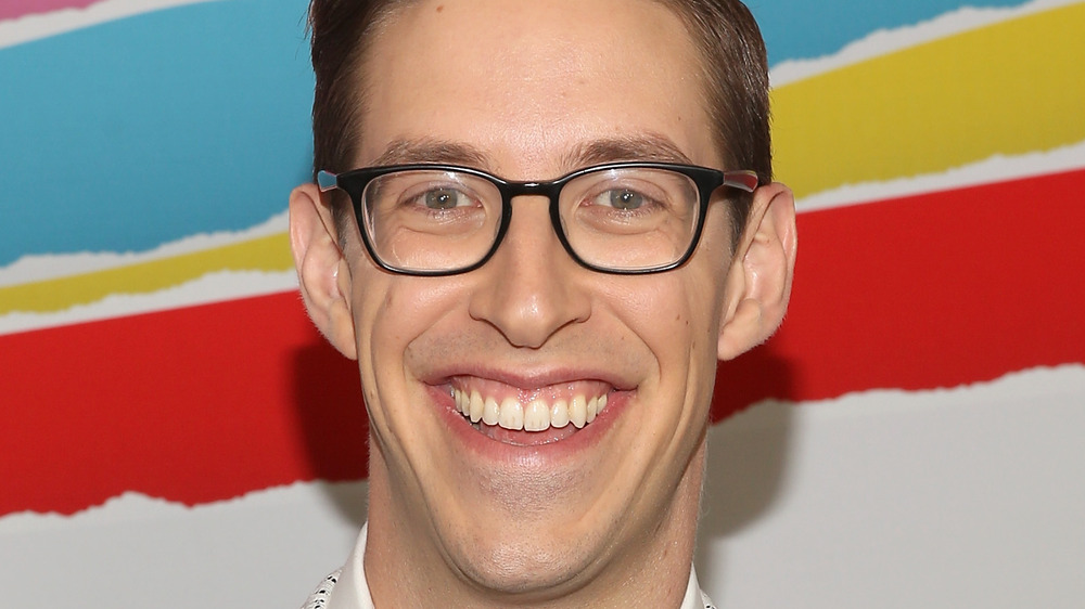 Keith Habersberger smiling