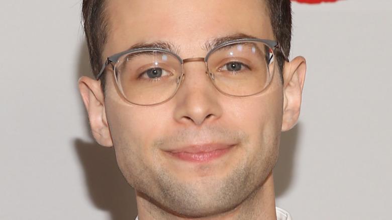 Zach Kornfeld smiling