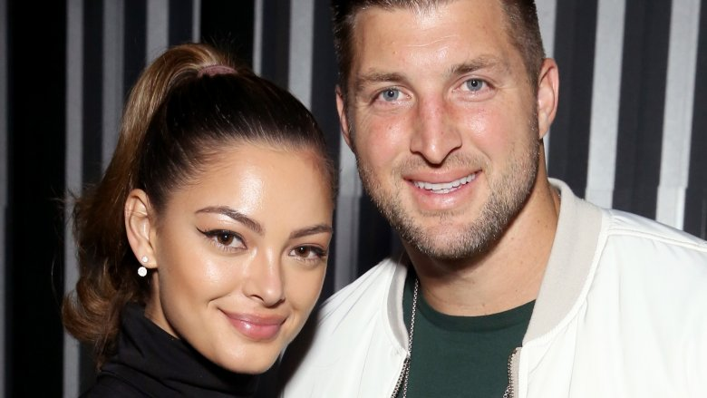 Demi-Leigh Nel-Peters, Tim Tebow