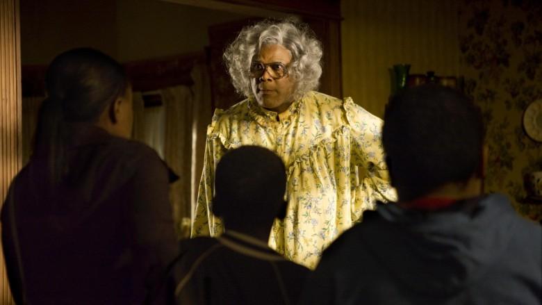 Tyler Perry as Madea