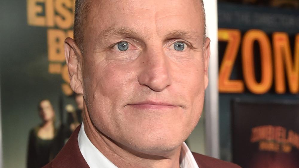 "Woody Harrelson attends the ""Zombieland: Double Tap"" premiere in 2019"