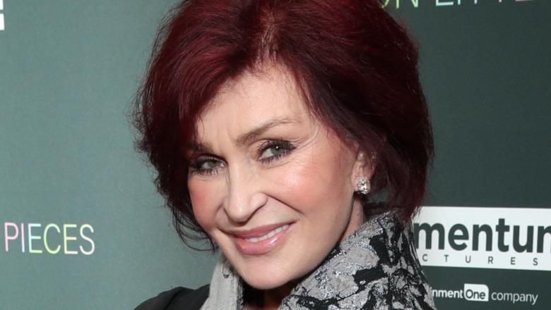 Sharon Osbourne Red Carpet