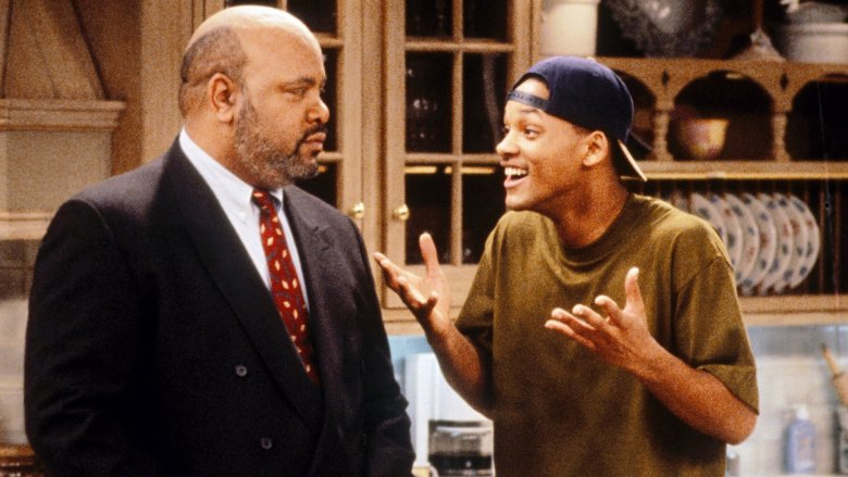 Uncle Phil and Will in The Fresh Prince of Bel-Air