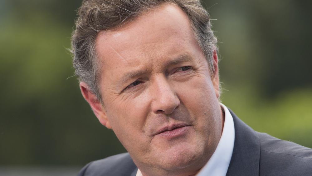Piers Morgan speaking