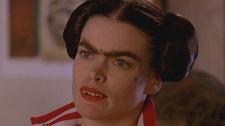 Missi Pyle as Fran in Dodgeball