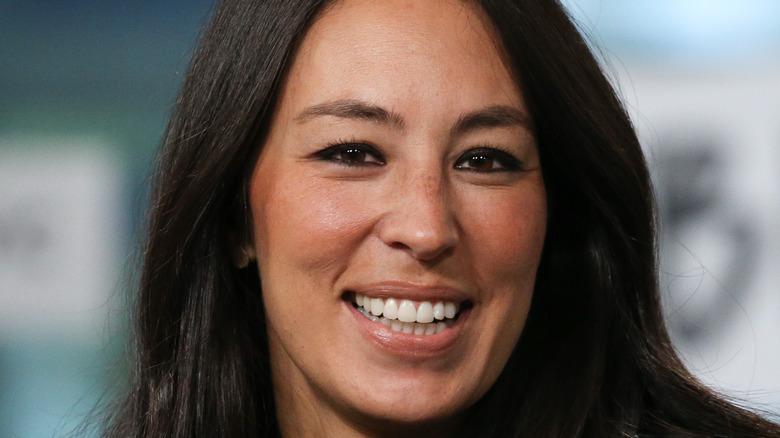 Joanna Gaines smile