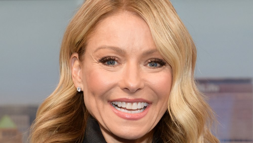 Kelly Ripa visits People Now in 2020