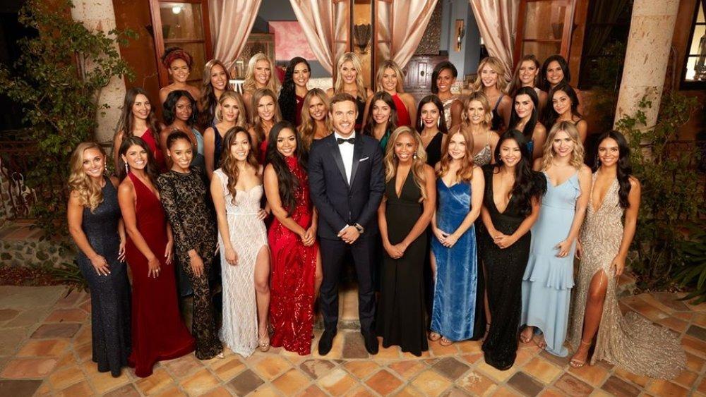 Peter Weber, The Bachelor season 24 contestants