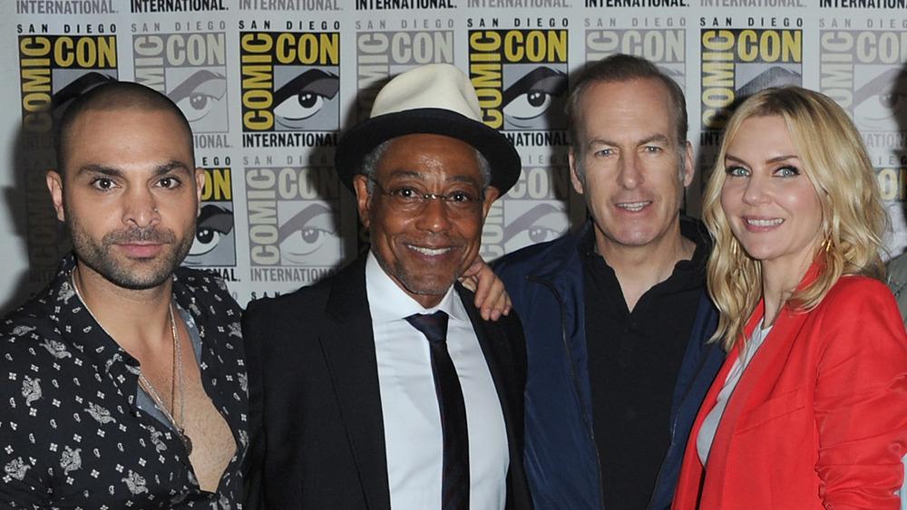 Better Call Saul stars at Comic-Con