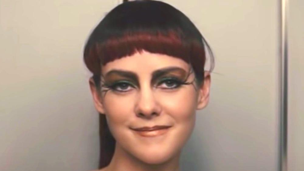Jena Malone as Johanna in Catching Fire