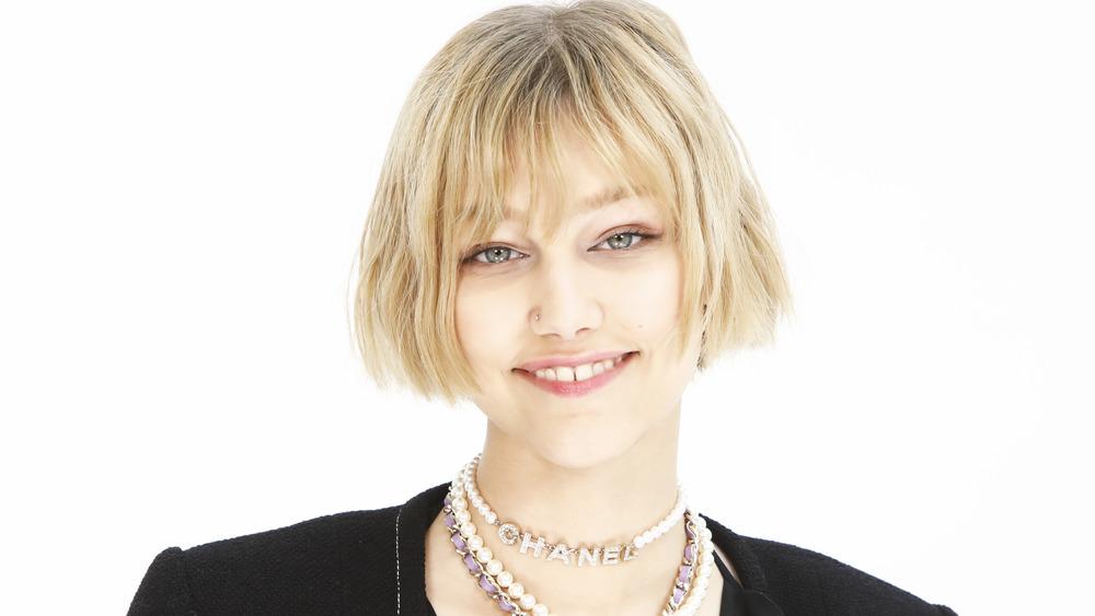 Grace VanderWaal smiling